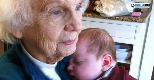 Родила в 101 год