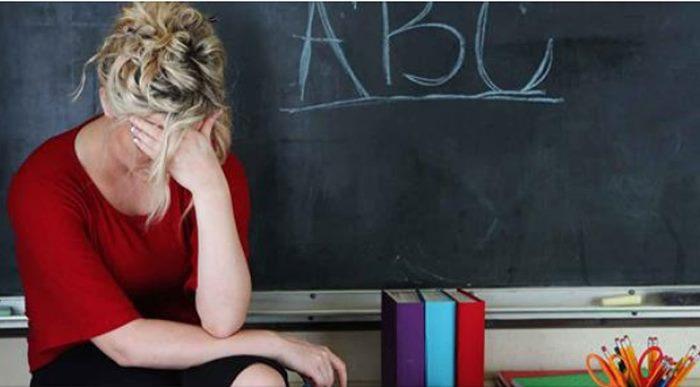 Рассказ настоящей учительницы.«Мне двадцать три.Старшему из моих учеников шестнадцать.Я его боюсь.Я боюсь их всех»