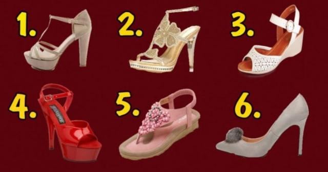 Какая обувь подходит для вашего настроения