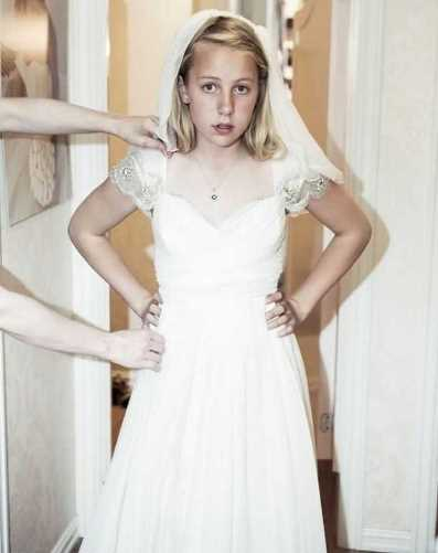 12 летняя невеста