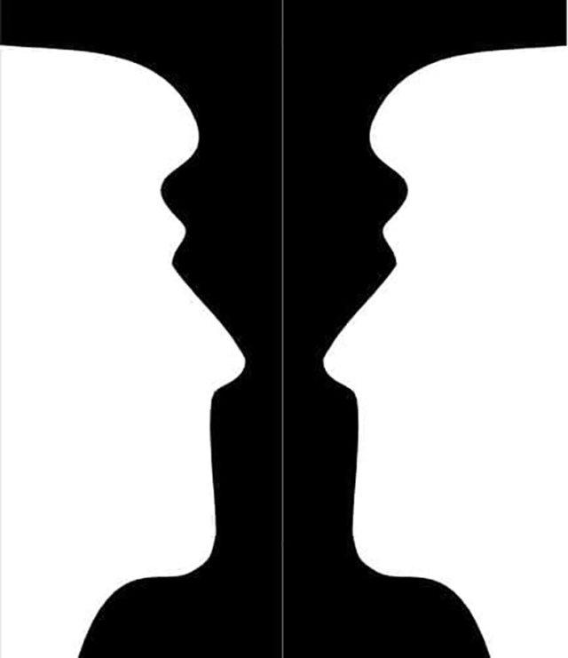 Оптическая иллюзия 6
