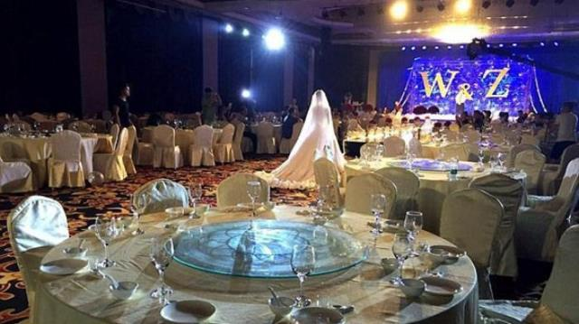 Свадьба, на которую никто не пришел