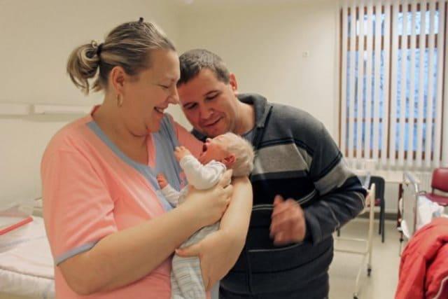 Когда родился этот малыш, удивились даже врачи!