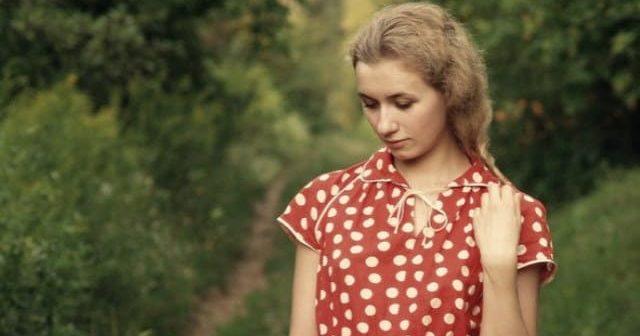 Душевная история: Жила-была девочка Марина в одной деревушке…