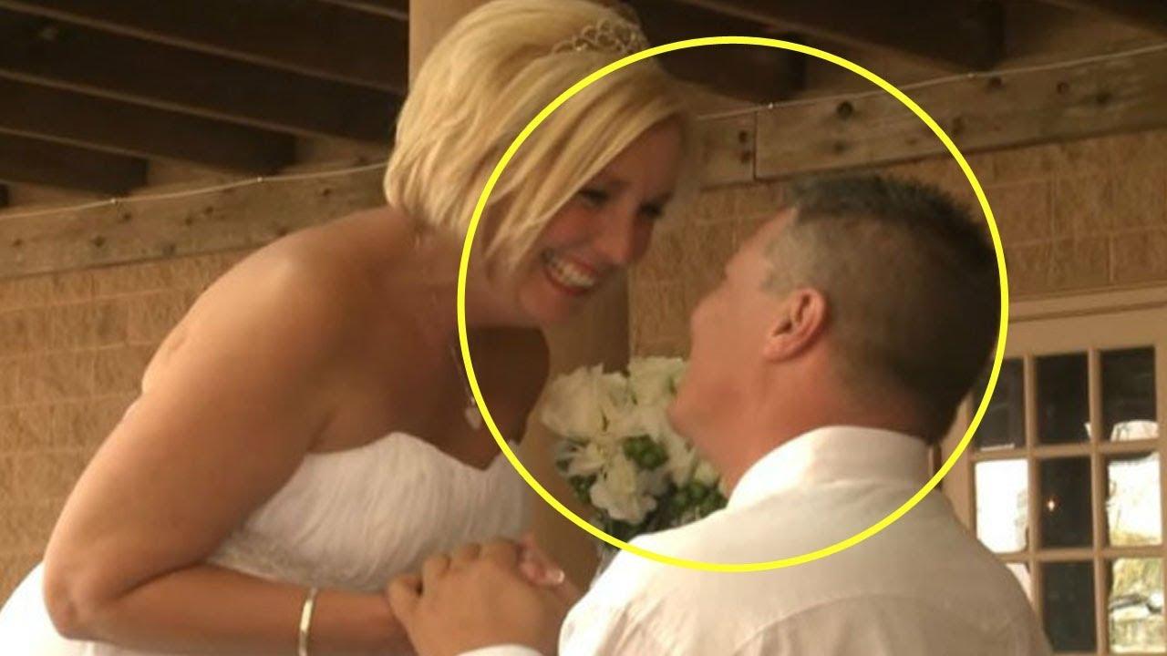Девушка вышла замуж за инвалида. После свадьбы ее ждал сюрприз!