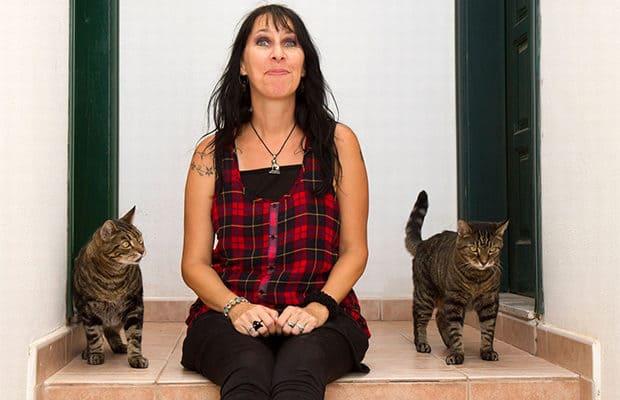 Бюхнер Барбарелла и коты