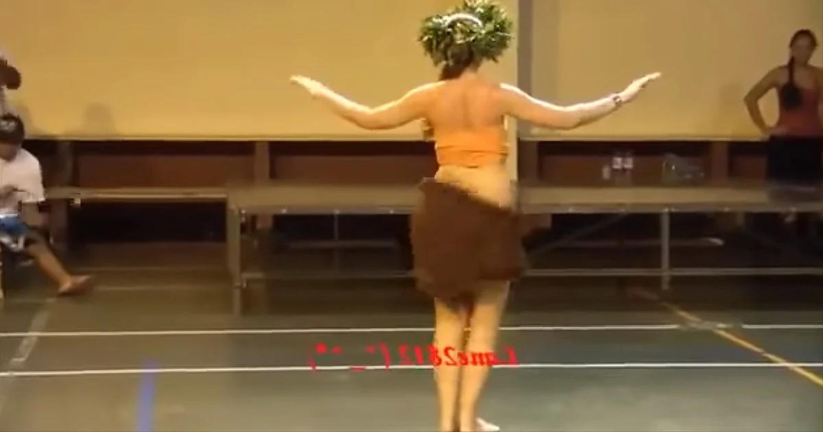 Вот это танец! Мужчинам не показывайте видео