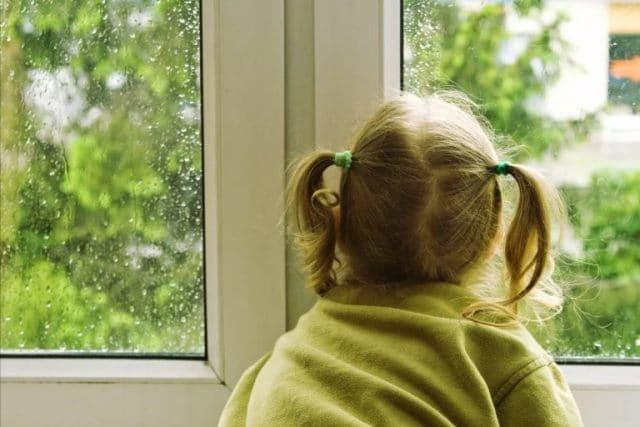 Грабители залезли в дом, где была одна 6-летняя девочка. Дальнейшие события они будут помнить еще долго