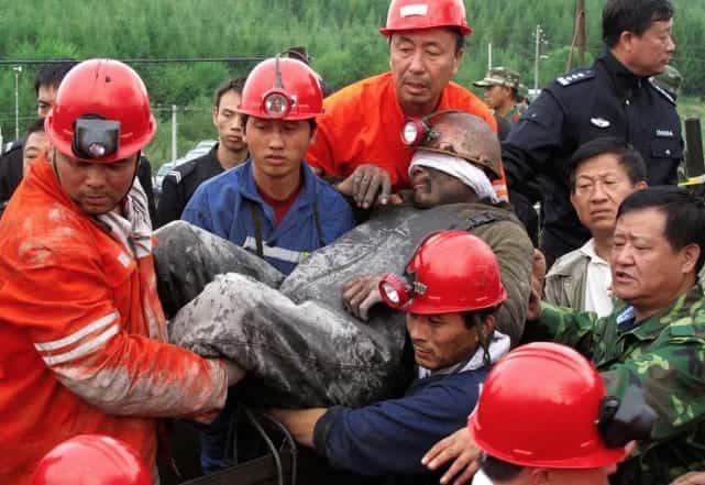 Найден шахтер, проживший 17 лет под землей-2