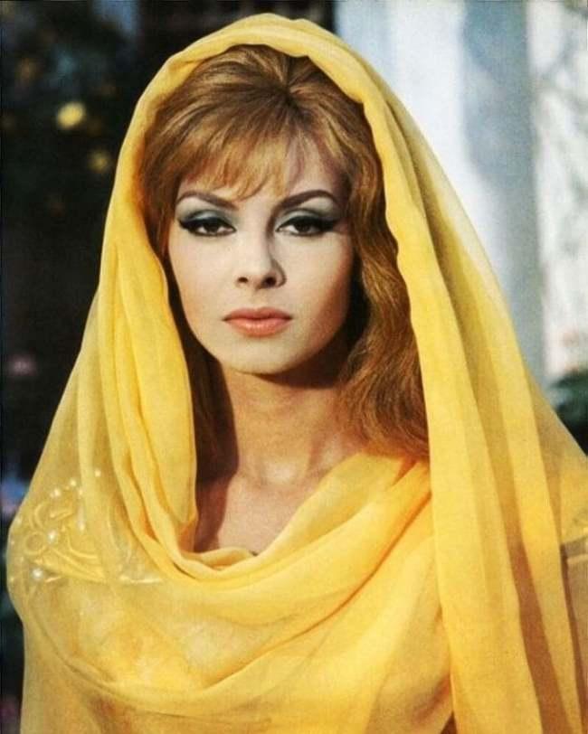 Актрисе, сыгравшей роль Анжелики, недавно исполнилось 80 лет. Посмотрите, как она выглядит сейчас