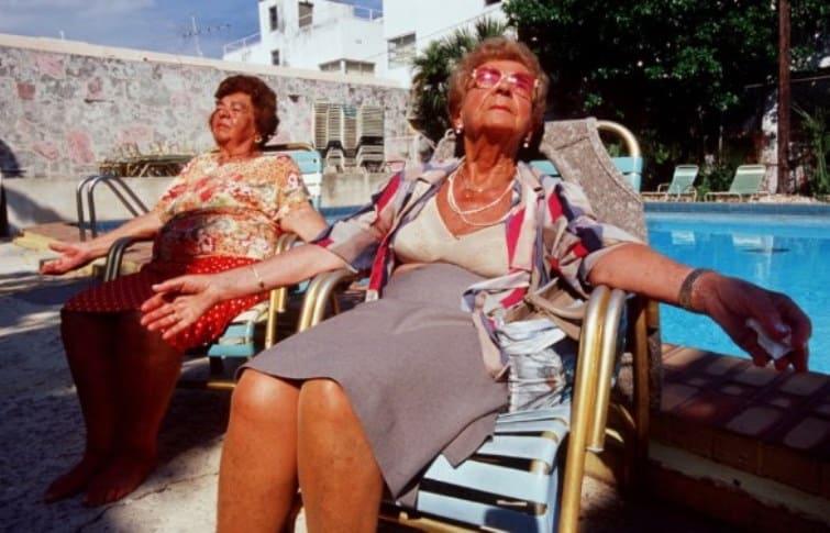 В Крыму 2 пенсионерки организовали дом любви