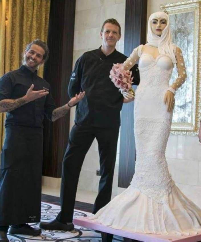 За эту невесту заплатили миллион долларов-5