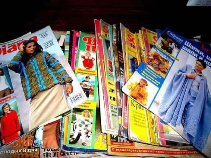 Журналы, газеты, постеры