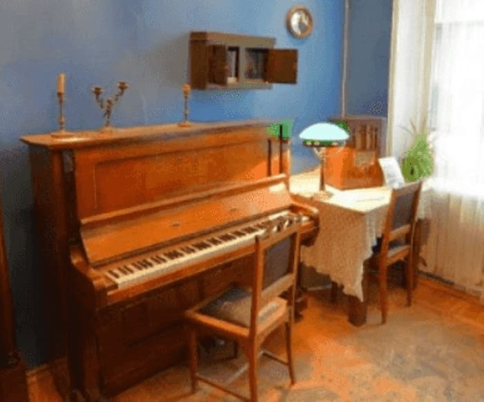 Ненужное пианино