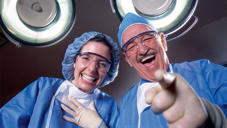 Медицинские байки: как проучили одну весьма зловредную бабку