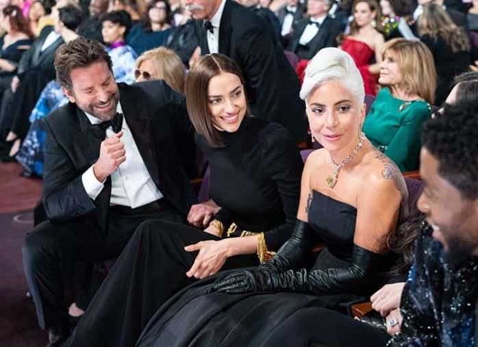 Леди Гага перебралась в дом Купера и сразу сменила мебель, купленную Ириной Шейк