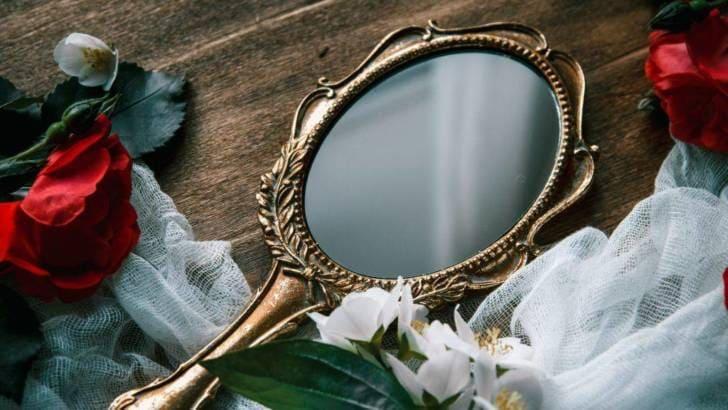 Невероятная история о старинном зеркале