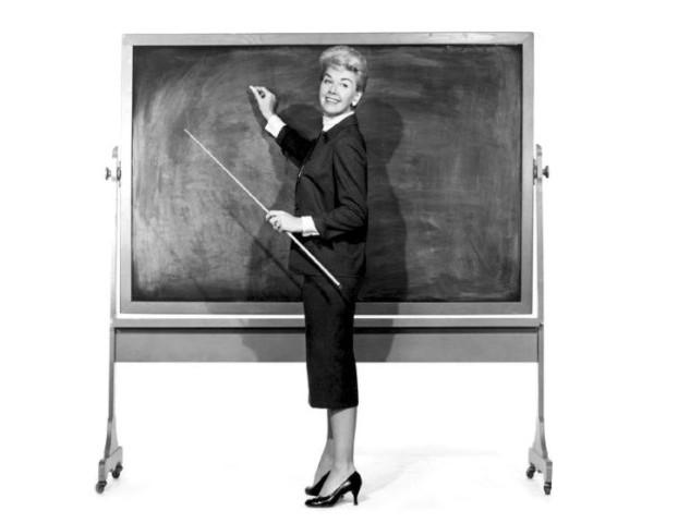 Учителя, которых больше нет