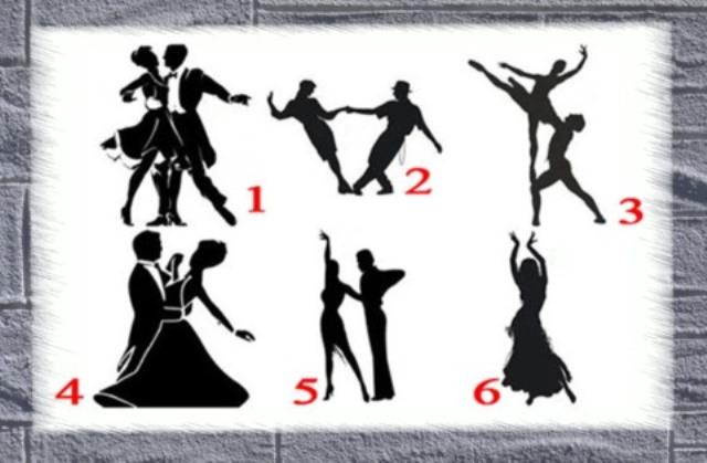Тест: «Танцующие пары». Какие отношения вам нужны