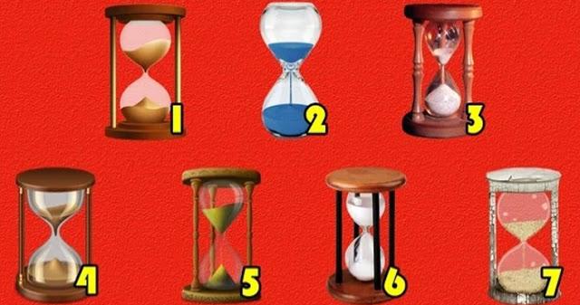 Знаки судьбы: выберите песочные часы и получите послание