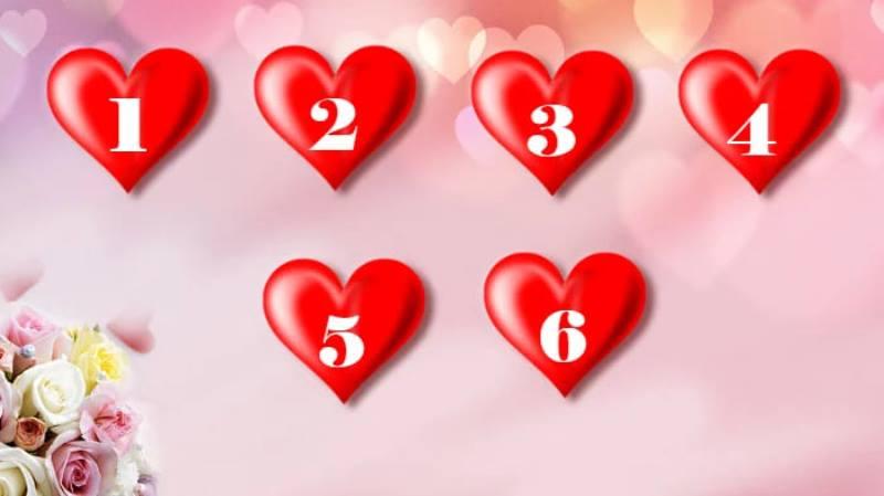 Выберите сердечко и узнайте, что Вас будет ожидать в личных отношениях