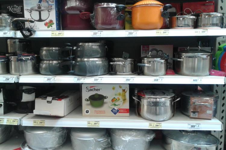 Как выбрать кастрюли для кухни: плюсы и минусы различных материалов