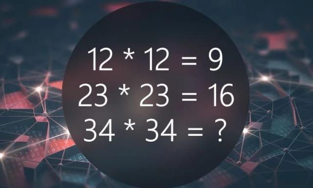 Тест: Что на месте вопросительного знака?