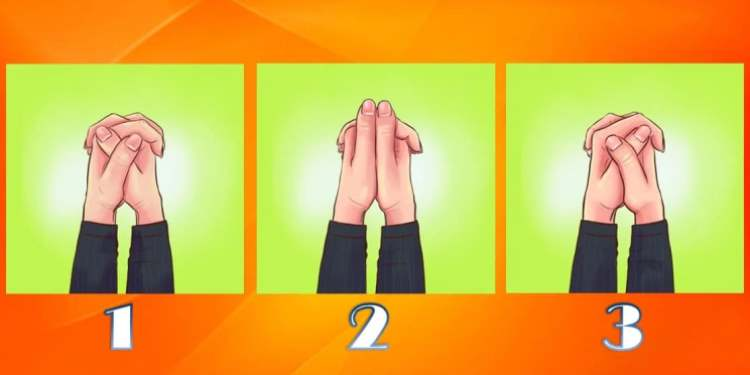 Тест: Как скрещиваете пальцы, покажет, какой Вы человек
