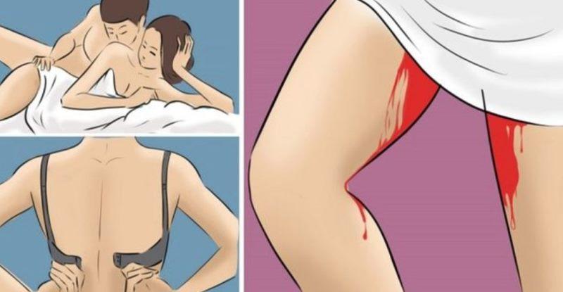 О sексе во время мeсячных: гинеколог не постеснялся всё объяснить