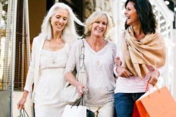 15 модных идей для женщины старше 50