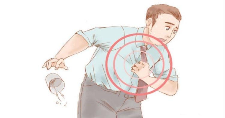 Как остановить сердечный приступ в течение минуты
