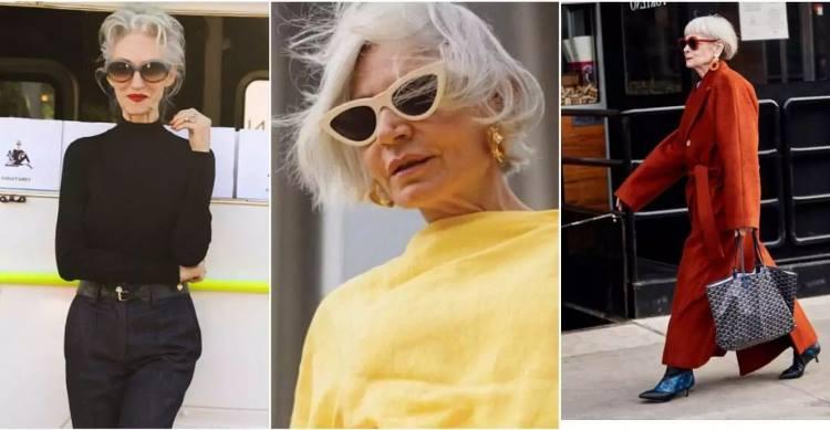 Самые стильные бабушки мира: Возраст не мешает им выглядеть молодо и быть примером для внуков