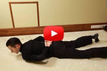 Укрепляй позвоночник! Смотрите ВИДЕО — упражнения для спины от Шамиля Аляутдинова