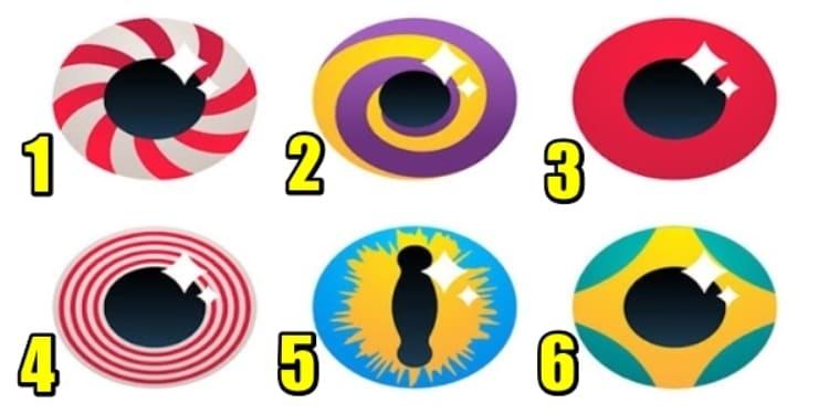 Выберите Глаз И Вы Будете Поражены Точностью Этого Теста
