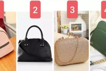 Женский психологический тест: выберите повседневную сумку и узнайте, насколько вы женственная личность