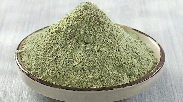Мазь из зеленой глины
