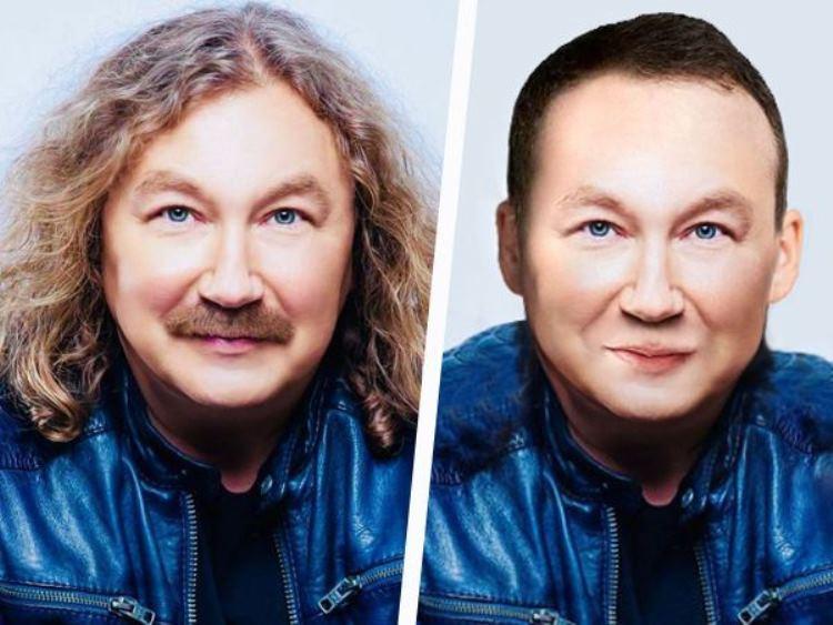 Как бы изменились российские звезды, если бы однажды сменили имидж
