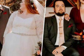 Пара сбросила 90 килограммов и поделилась секретом похудения без строгих диет