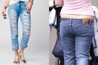 Топ-3 фасона джинсов уже давно вышли из моды, но женщины все равно их носят: не актуальные модели, которые выдают в вас колхозницу