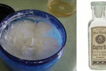Вот это да! Касторовое масло и пищевая сода могут вылечить более 20 проблем со здоровьем!