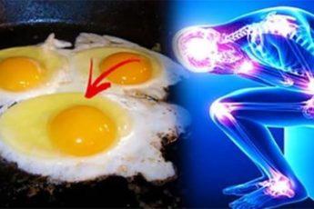 Знаете ли Вы, что может произойти, если съедать по 3 яйца в день? Невероятно!