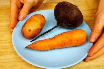 Подруга украинка научила меня варить овощи для салата всего за 5 минут: никакой микроволновки