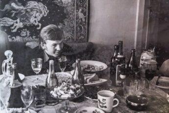 Что мы ели в СССР? Показываю свой праздничный ужин из 1973 года