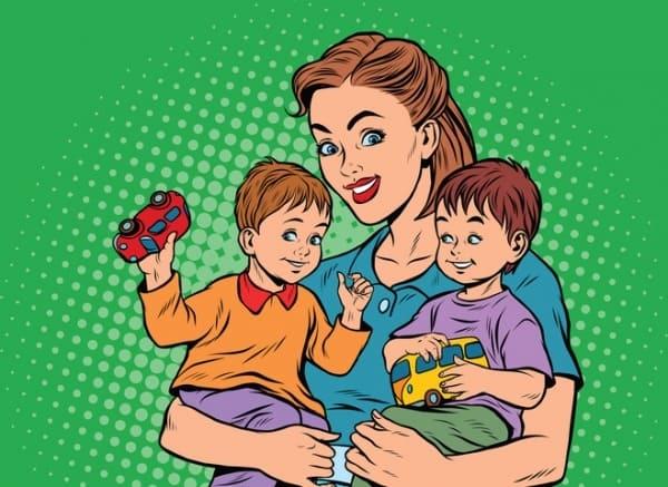 Совместимость мам и детей по знаку Зодиака. Проверьте себя!