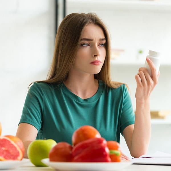 Тест: каких витаминов не хватает организму?