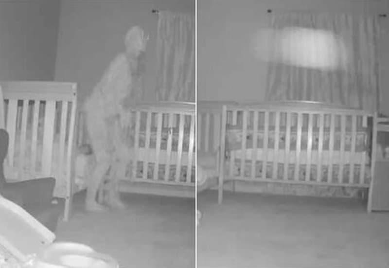 Бабушка увидела с кем разговаривает внучка по ночам и молит о помощи!