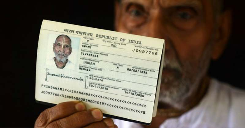 Мужчина предъявил паспорт в аэропорту и ошарашил всех. Никто не мог поверить в то, что там указано