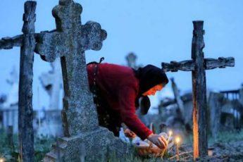 Почему прячется усопший на кладбище и как найти его могилу. Что может случиться если пожаловаться покойнику