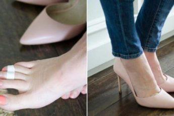 20 хитростей для удобного ношения обуви