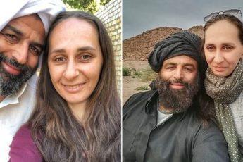 15-летняя украинка влюбилась в бедуина и уехала в Синай. Как живет семья спустя годы